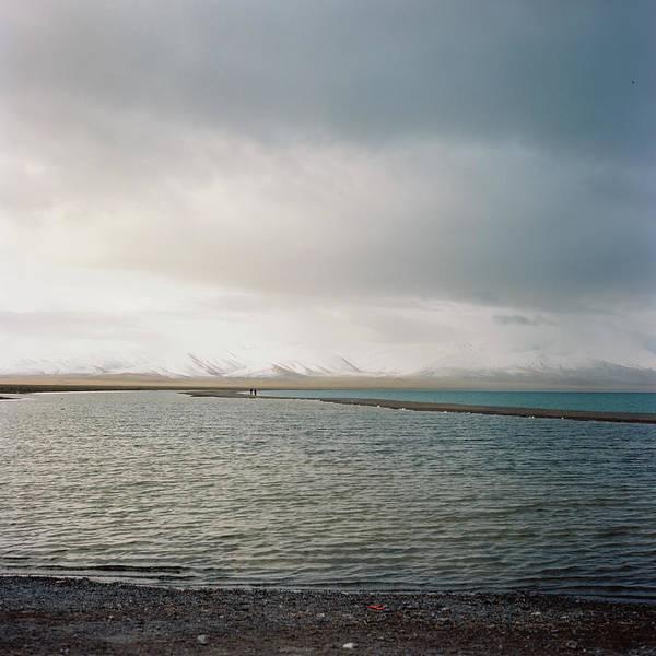 Wall Art - Photograph - Namtso Lake by Mona
