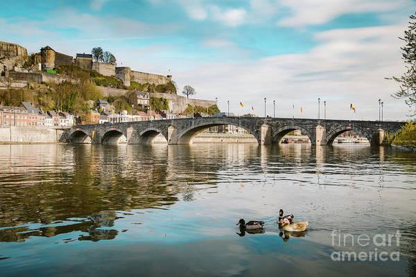 Wall Art - Photograph - Namur by JR Photography