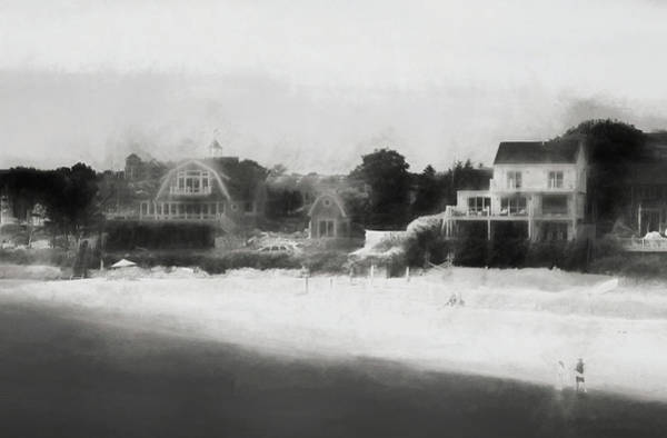 Wall Art - Digital Art - Nantucket 10 by Tina Baxter