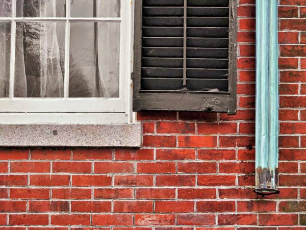 Photograph - Nantucket Texture by JAMART Photography