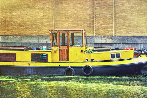 Photograph - Narrow Boats by JAMART Photography