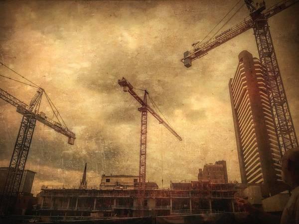 Photograph - Nashville Skyline by Jack Wilson