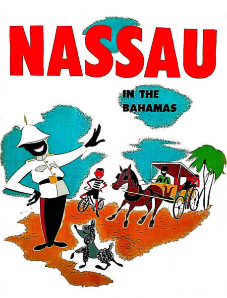 Bahamas Digital Art - Nassau In The Bahamas by Long Shot