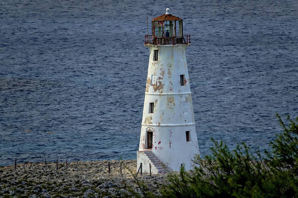 Photograph - Nassau Lighthouse by Rick Lawler