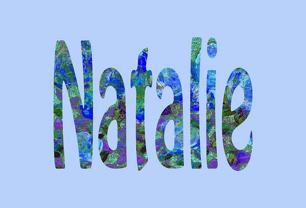 Painting - Natalie 2 by Corinne Carroll
