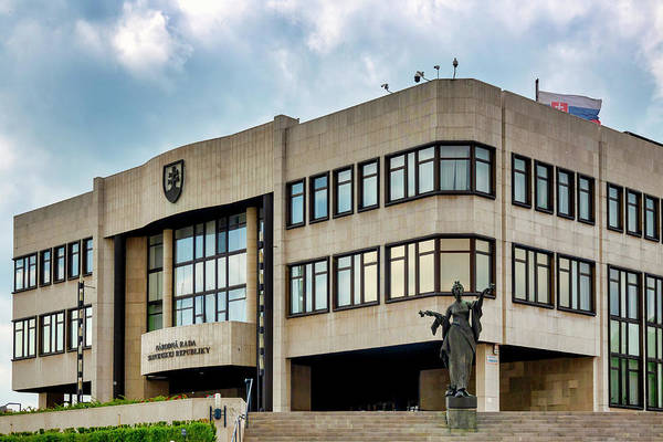 Photograph - National Council Of The Slovak Republic by Fabrizio Troiani
