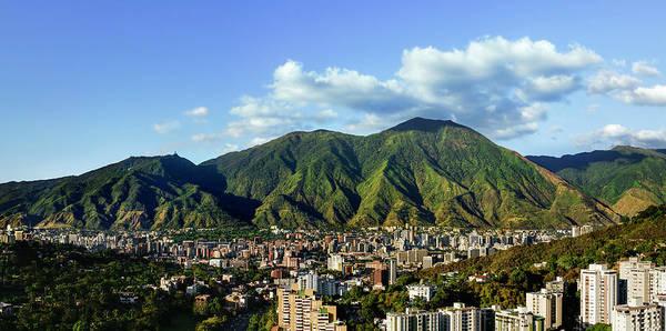 Paisaje Photograph - National Park Of El Avila - Caracas - Venezuela by Alejandro Ascanio