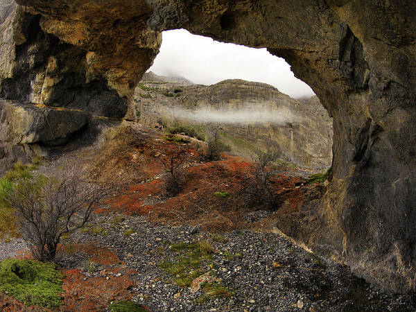Photograph - Natural Arch by Leland D Howard