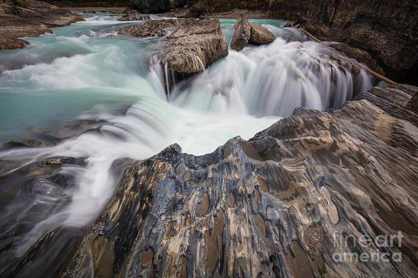 Wall Art - Photograph - Natural Bridge Falls by Inge Johnsson