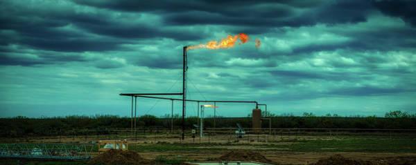 Wall Art - Photograph - Natural Gas by Mountain Dreams