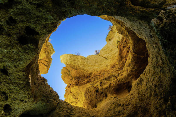 Photograph - Natural Skylight by Borja Robles