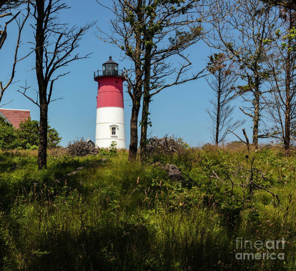 Photograph - Nauset Lighthouse On The 4th Of July by Michelle Constantine