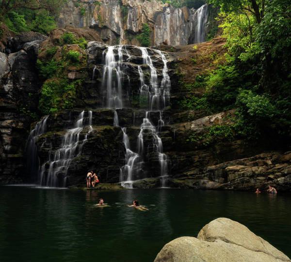 Photograph - Nauyaca Waterfall by Darylann Leonard Photography