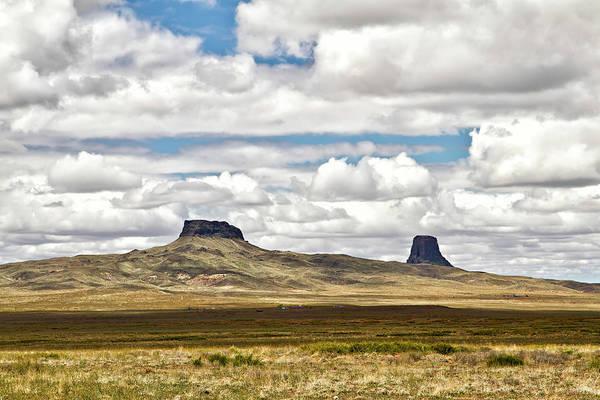Photograph - Navajo Land by Robert Woodward