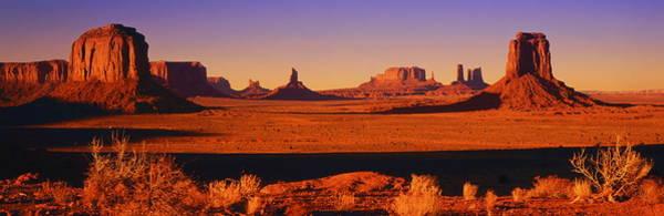 Wall Art - Photograph - Navajo Tribal Park, Monument Valley by Eddie Hironaka