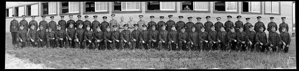 Wall Art - Photograph - N.c.o, 2nd Battl. Polish Army, Niagara by Fred Schutz Collection