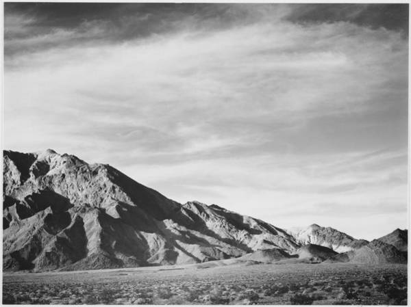Near Death Valley Art Print