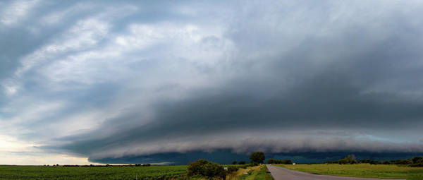 Photograph - Nebraska Supercell 005 by Dale Kaminski
