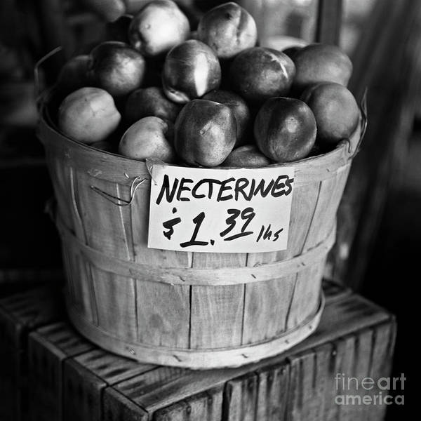 Photograph - Necterines by Patrick M Lynch