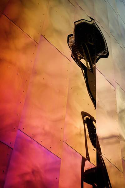 Photograph - Distorted Needle by Kyle Wasielewski