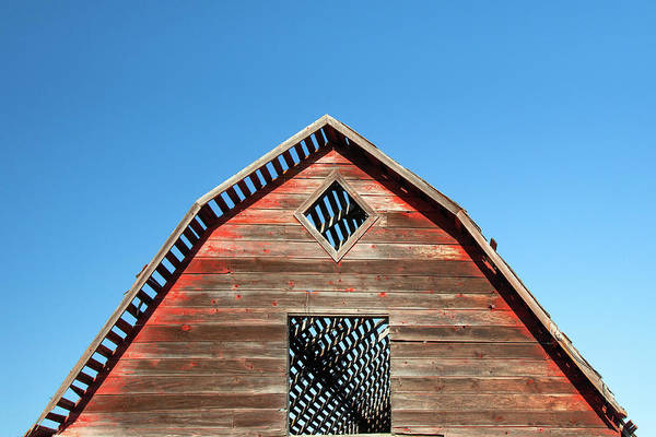 Wall Art - Photograph - Needs A New Roof by Todd Klassy