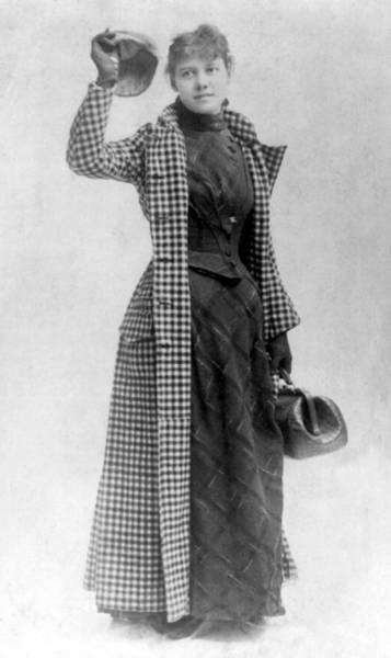 Photograph - Nellie Bly, American Journalist by Science Source