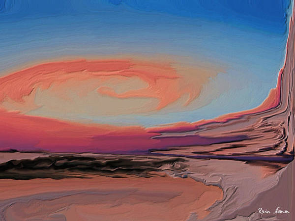 Digital Art - Neo-terra by Rein Nomm