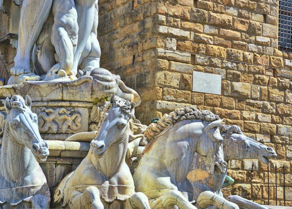 Photograph - Neptune's Steeds by JAMART Photography