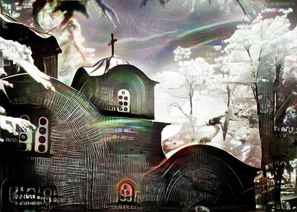 Macedonia Digital Art - Nerezi by Gordan Zelnicki