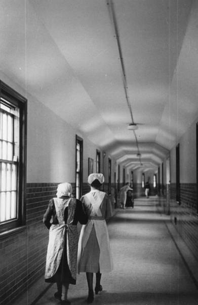Wall Art - Photograph - Netherne Hospital by Bert Hardy