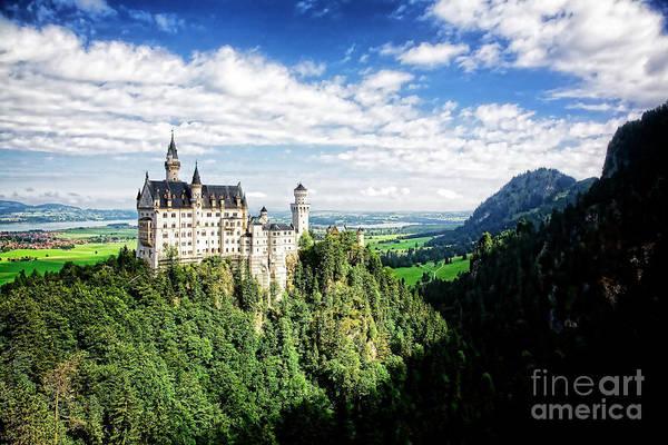 Photograph - Neuschwanstein II by Scott Kemper