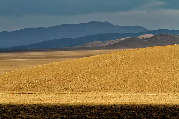 Photograph - Nevada Space by Robert Woodward