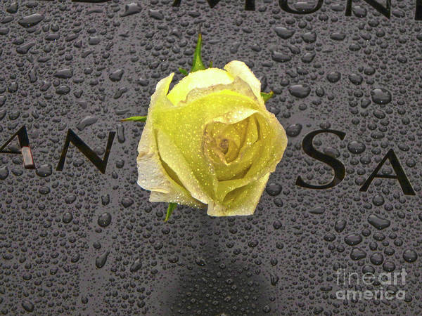 Photograph - Never Forget 9/11 by Judy Hall-Folde