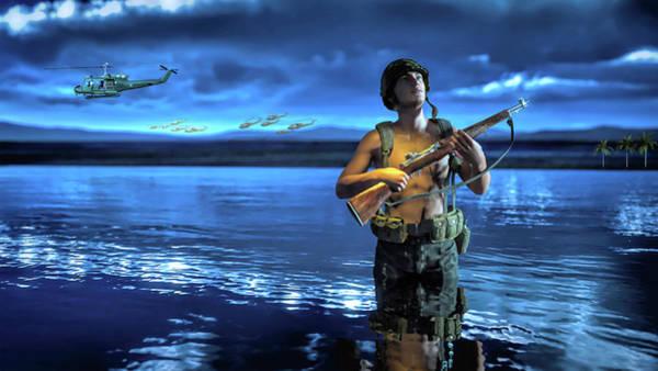 Serenity Prayer Digital Art - Never Forget by Michael Cleere