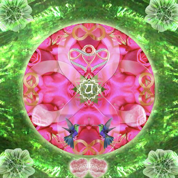 Digital Art - Neverending Love by Alicia Kent