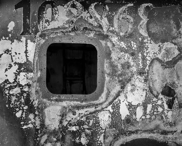Wall Art - Photograph - New Bedford Waterfront Xxxii Bw by David Gordon