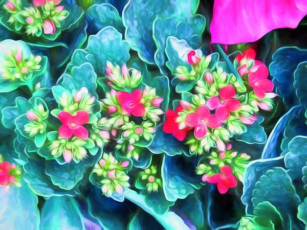 Digital Art - New Blooms by Robert Stanhope