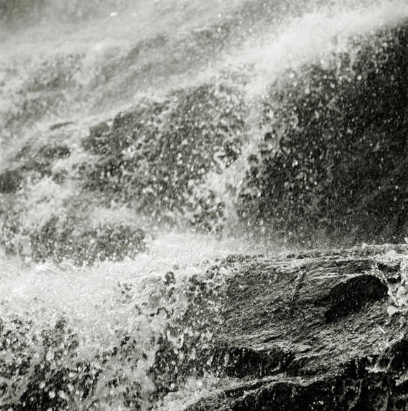 Wall Art - Photograph - New England Waterfall #2 by Edward Asher