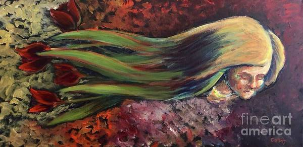 Painting - New Growth by Lisa DuBois