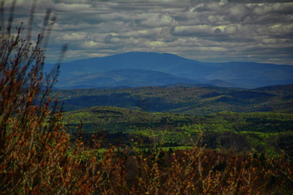 Photograph - New Hampshire Getting Closer by Raymond Salani III