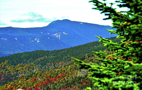 Photograph - New Hampshire Highlands by Patti Whitten