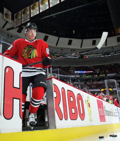 Chicago Blackhawks Photograph - New Jersey Devils V Chicago Blackhawks by Bill Smith