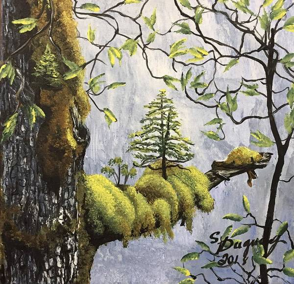 Painting - New Life  by Sharon Duguay