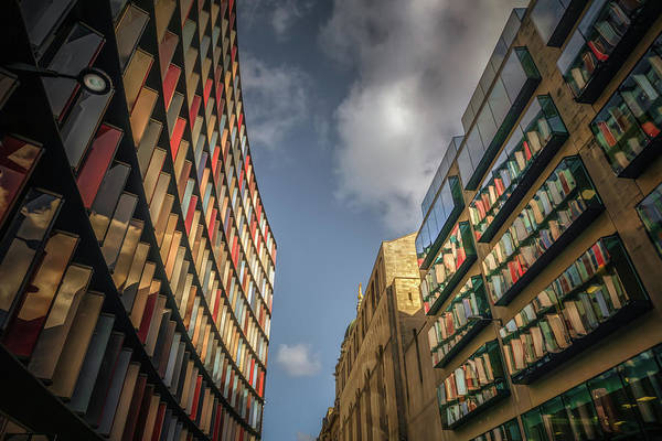 Photograph - New Ludgate Reflections by Chris Fletcher