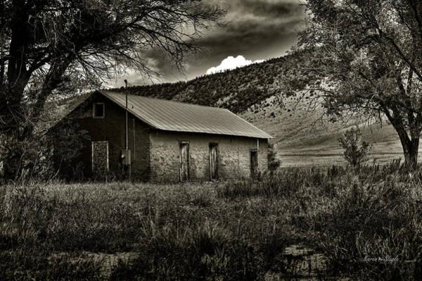 Photograph - New Mexico Adobe by Karen Slagle