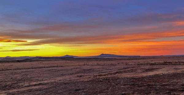 Photograph - New Mexico Sunrise by Rand