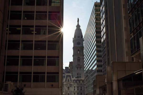 Wall Art - Photograph - New Morning In Philadelphia by Bill Cannon