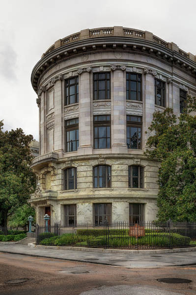 Photograph - New Orleans Courthouse by Susan Rissi Tregoning