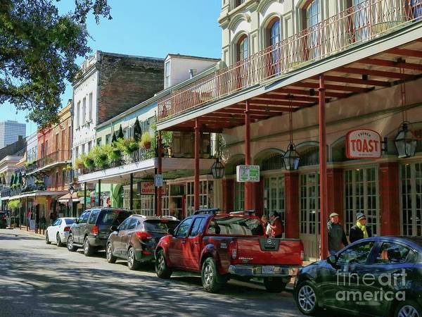 Photograph - New Orleans by Marcia Lee Jones