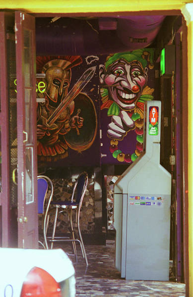 Photograph - New Orleans Shops 2004 #3 by Frank Romeo
